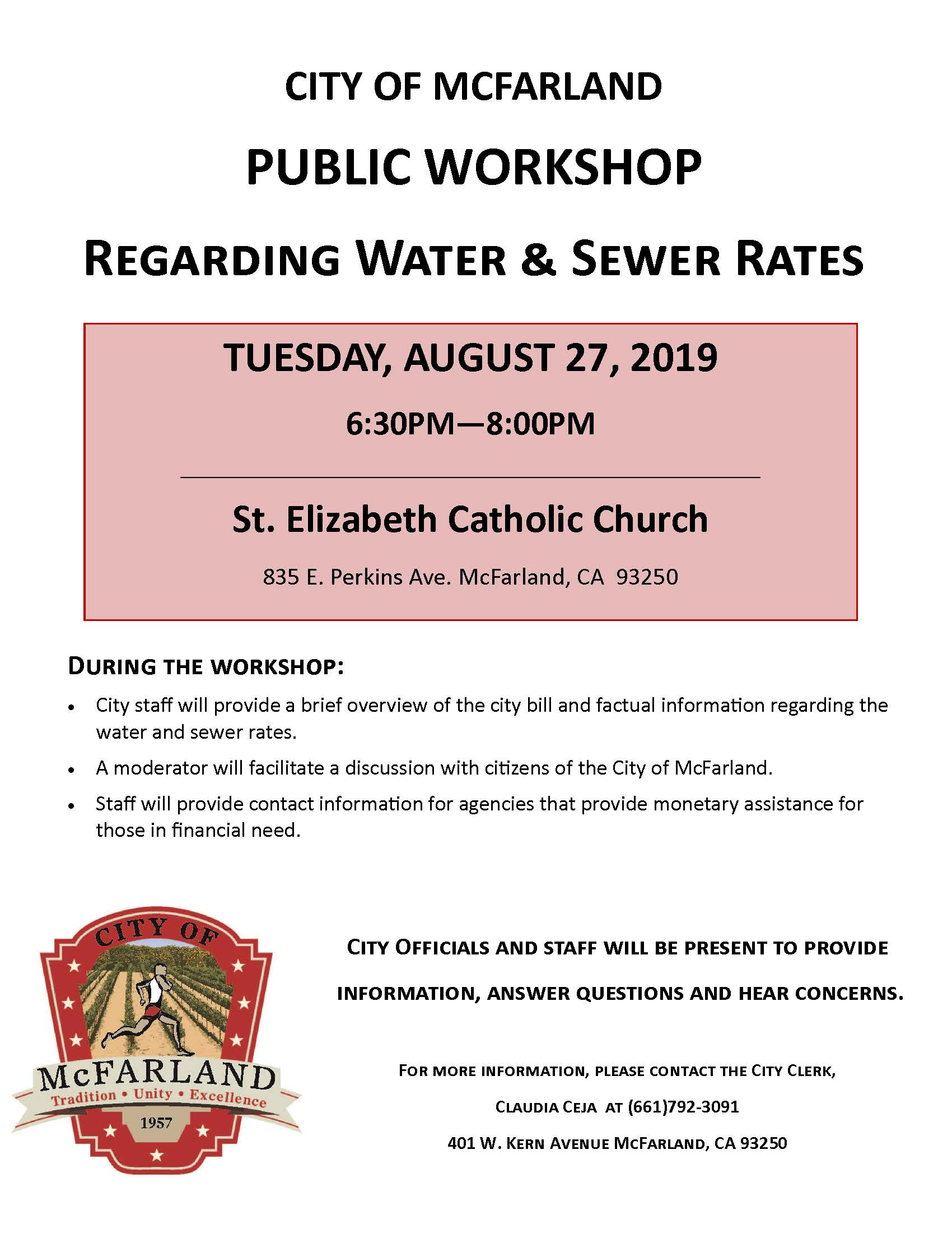 Water and Sewer Public Workshop_Bilingual Flyer 2019_Page_1
