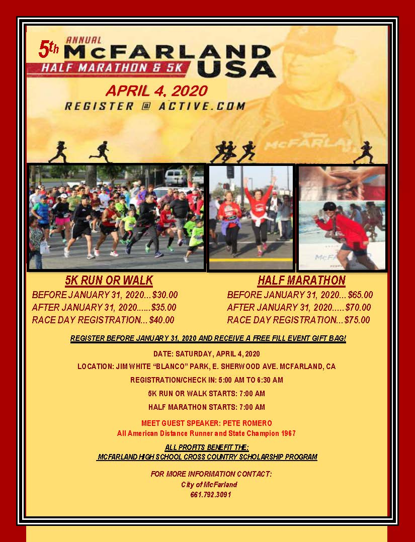 5th Annual Marathon Poster Letter Sizedocx